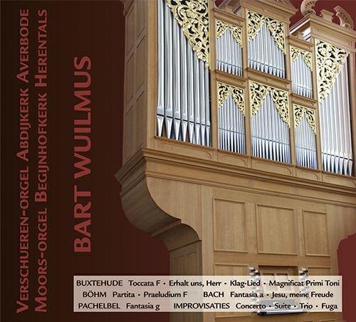 Verschueren-orgel Averbode & Moors-orgel Herentals