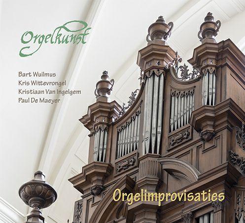 Orgelimprovisaties