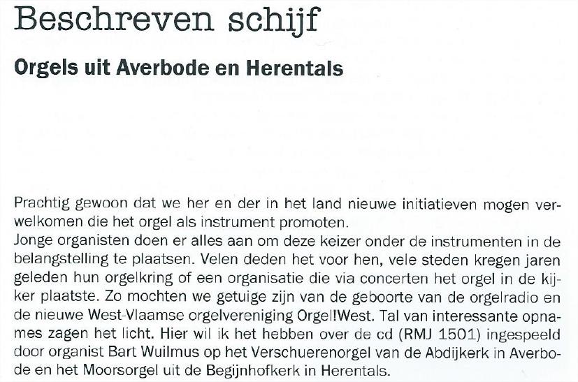 Tijdschrift Ambrozijn