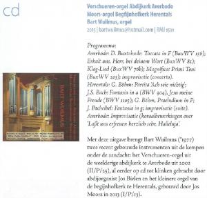 Tijdschrift orgelkunst (Luk Bastiaens)
