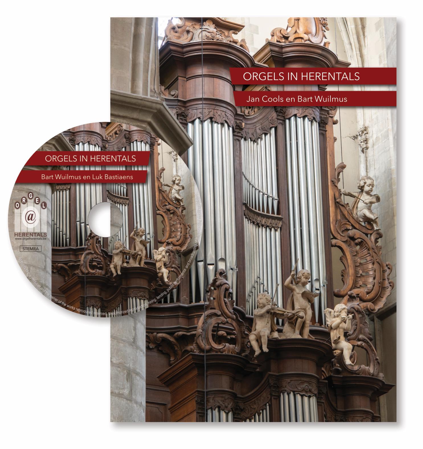 Orgels in Herentals